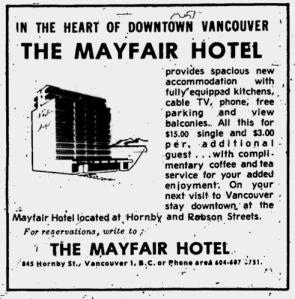 Mayfair 1974