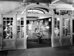 Drysdale's interior 1922 VPL
