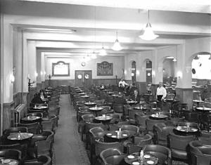 Hotel Ambassador Parlour 1939 Leonard Frank VPL
